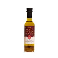 Más Olivenöl Virgen Extra mit Knoblauch 250ml