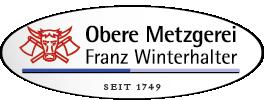 Obere Metzgerei Franz Winterhalter GmbH