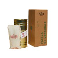 Paella de Verduras - El Paeller - Vegane Gemüse Paella für Zwei