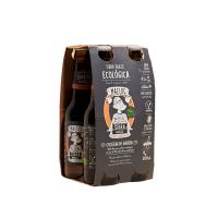 Ökologische Apfelwein Cider aus Galicien 33cl