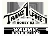 TranzAlpine Honey NZ